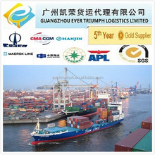 Cheap container shipping rates from China to Canada