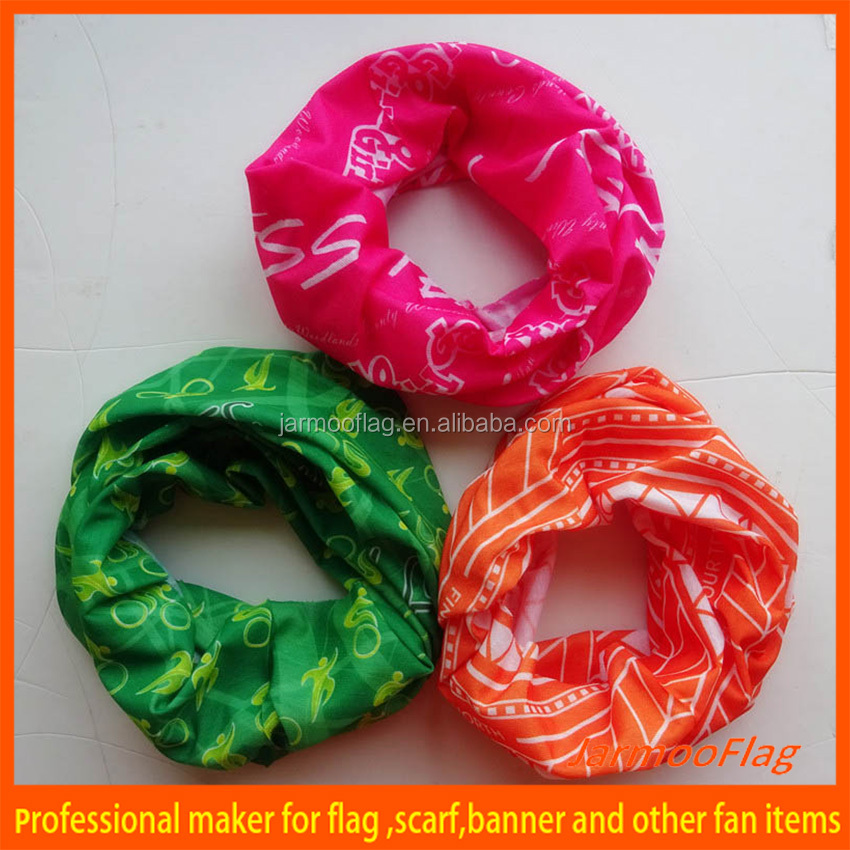 OEM your design multifunctional head scarf