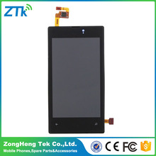New Complete LCD Assembly For Nokia Lumia 520 Display Replacement