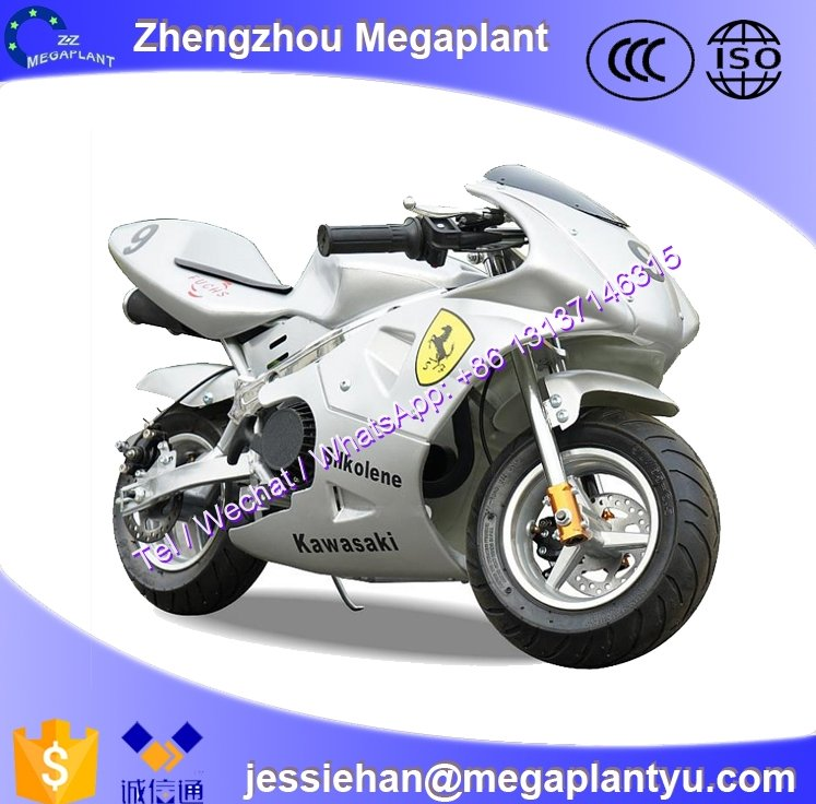 kids 49cc air cooled cross pocket bike