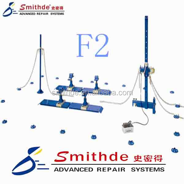 2014 Hot Sell High Quality F2 cheap portable auto repair frame measuring system for car workshop