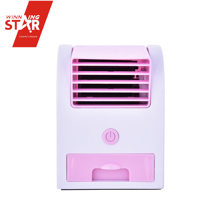 new trending 3 in 1 Air Cooler mini usb bladeless drawer fan