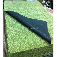 large table cover, customized table pad, anti slip table mat