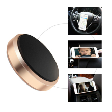 New Hot Universal Smartphones Car Mount Magnetic Mobile Phone Car Holder,3M stick Magnetic Car Phone Holder