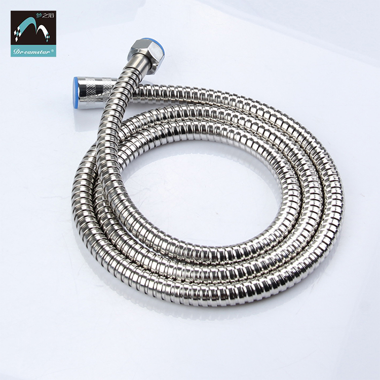 Flexible Hose/Shower Hose/Bath Hose with Extension,Stainless Steel Bellows