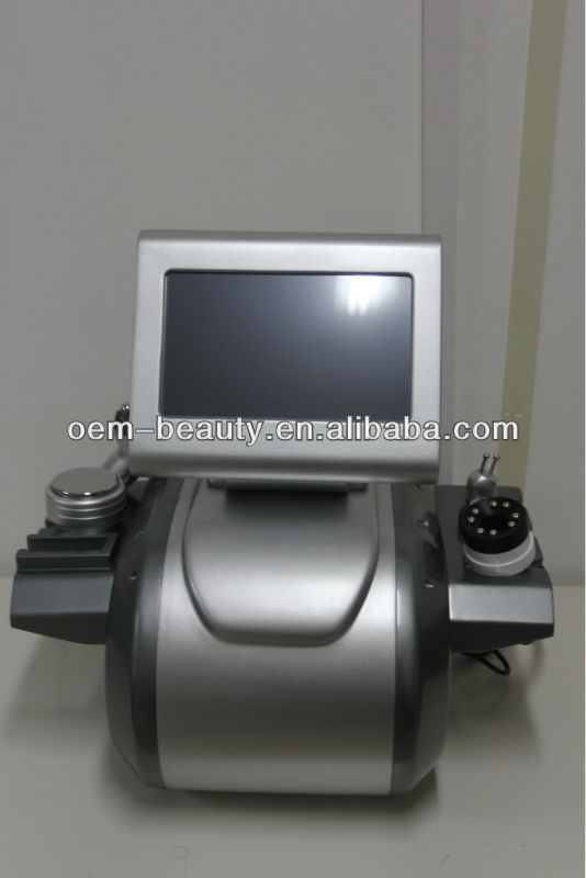 Ultrasonic Wave Weight Loss Cavitation Machine -F019