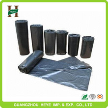 Customized PE high quality garbage bag for hospitals