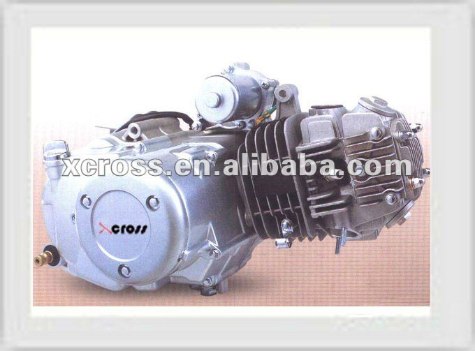 Chinese Strong Power 50CC Engine For Different Motorcycle