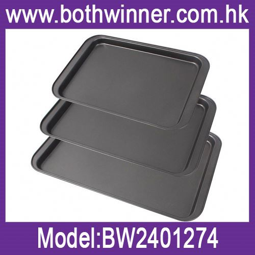 New arrival roaster pan grill pan baking tray ,h0t24 carbon steel beef meat roast pan baking trays for sale