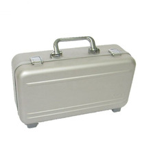 Large Empty Enclosure Heavy Duty Hard box Hand Carrying Aluminum Tool Case With Handle