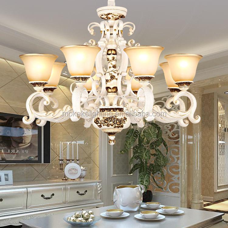 Rectangular Luxury Crystal Chandelier Pendant Lamp Ceiling Lighting