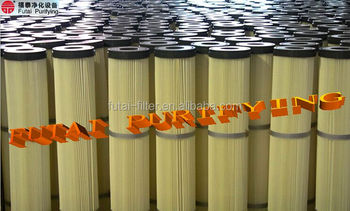 Industrial Dry Filtration Filter Cartridge
