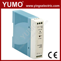 YUMO Din Rail MDR-20 din rail power supply Switching power supply