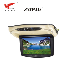 10.1 Inch 16:9 IR and FM Transmission Car Roof Region Free DVD Player