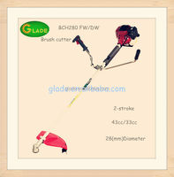 petrol grass cutter factory good road grass cutter