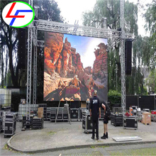 the rate r movies indoor p4 led display concert background p6 Outdoor Waterproof Advertising billboards