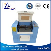 China cheap price 640 80W wood/acrylic CO2 laser engraving cutting machine for agents