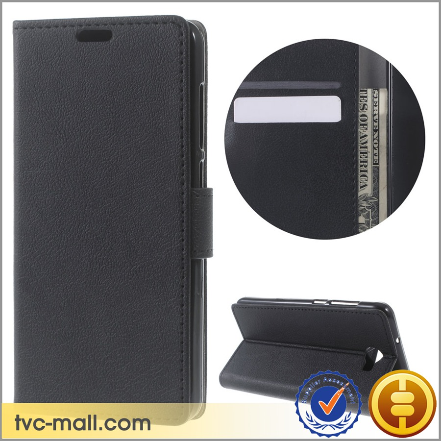 Wallet Stand Mobile Phone Case for Huawei Y6II Compact