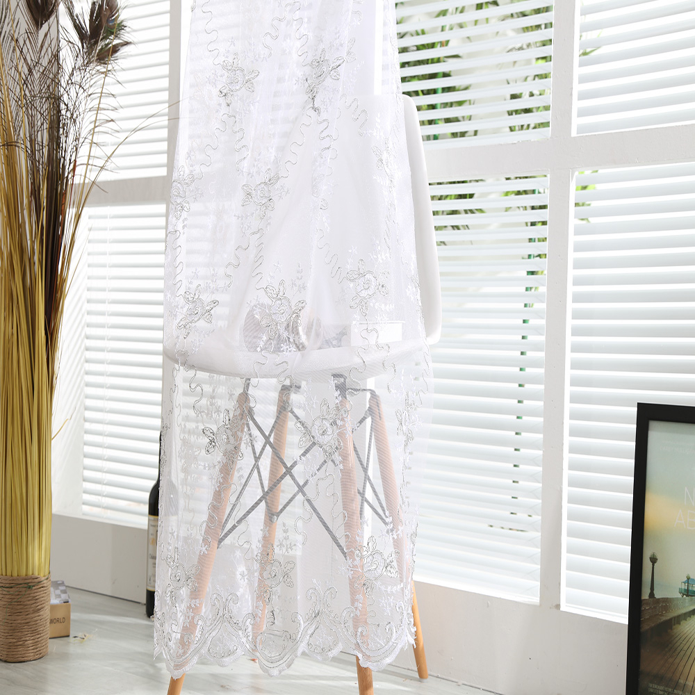 Merveilleux Latest American Living Room Embroidery Curtain,Bedroom Tulle Curtains Net  Embroidery Curtain   Buy Net Embroidery Curtain,Home Products Net  Embroidery ...