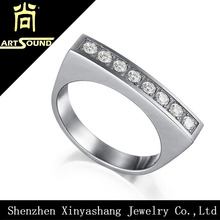 Latest New Design Ladies Finger Ring Made in China