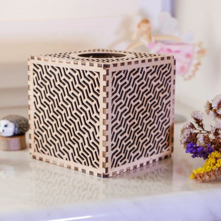 candle gift box wood candle box candle holder wood