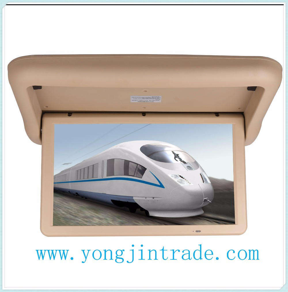 private mould 24v bus coach lcd monitor
