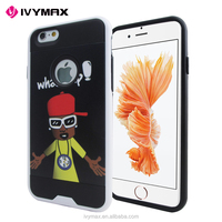 IVYMAX 2016 hot selling custom phone case for apple iphone 6s