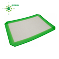 Baking silicone placemat for kids macaron silicone mat
