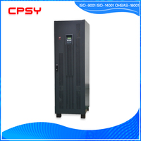 Double Conversion Design 60 kva online UPS with OEM service Shangyu