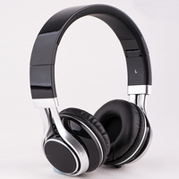 PVC Leather Cushion Comfortable Wear Headphone