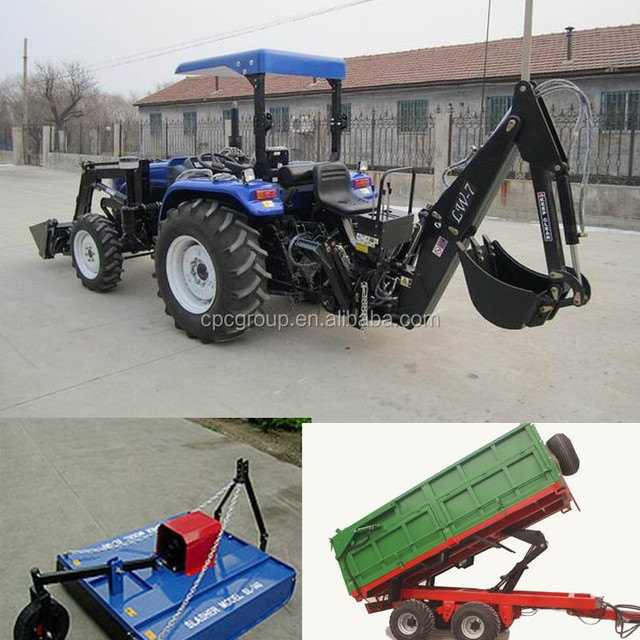 weifang china tractor 554 agricultural machines manufacturer