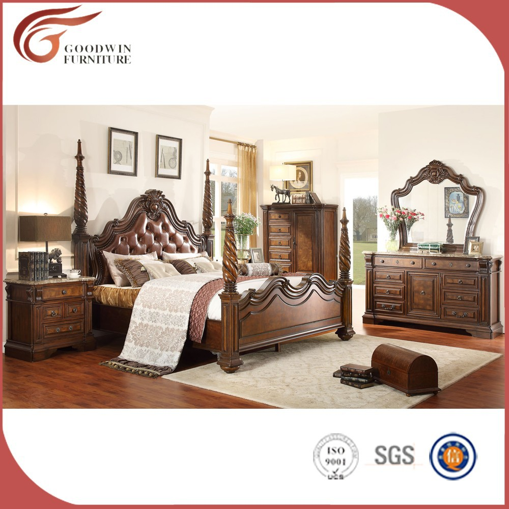 Pilier lit antique prix des meubles de chambre coucher for Prix chambre a coucher