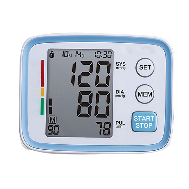 CE Approved OEM Free Digital wireless blood pressure monitor