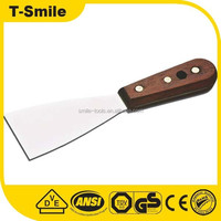 High quality professional steel blade putty knife scraper