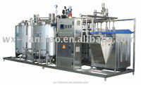 HTST Ice Cream Mixing Plant