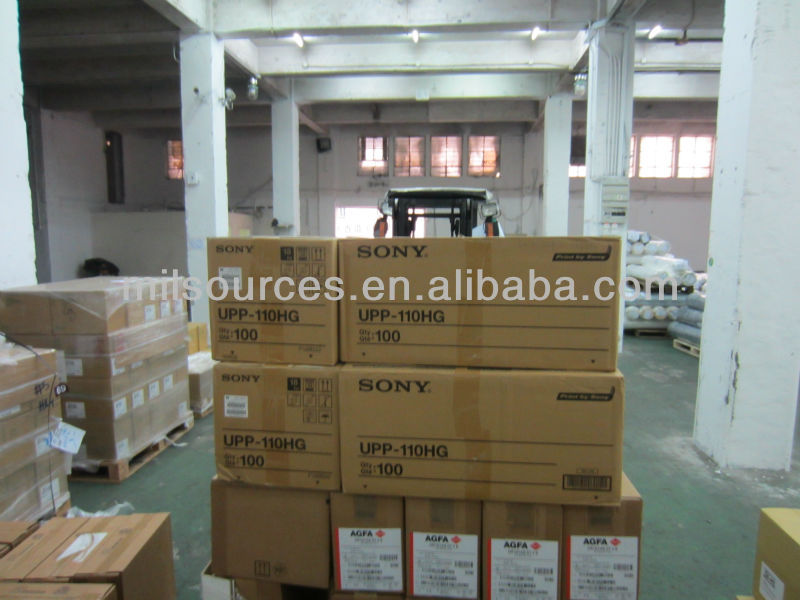 Hot sale Sony thermal paper Sony UPP110HG Ultrasound Printer Paper