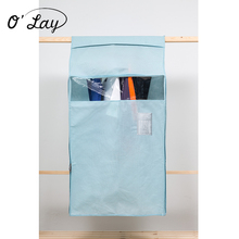 Wedding Dress Wholesale Men Suit Plastic Poly Recycled Non Woven Garment Bag