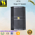 AT10 1 x 10inch Powered DJ Stage speakers