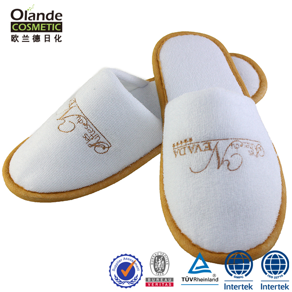 Promotional Christmas Shopping Surgical Antistatic Slipper