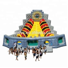 Free shipping Free shipping CE standard giant commercial inflatable water slide made of 0.55mm plato PVC 5% price OFF