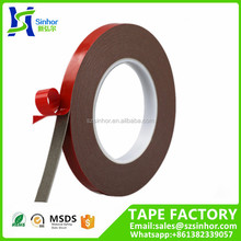 3m Heat Resistant high Adhesion VHB Acrylic Foam Double Sided Tape