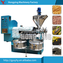 Stainless Steel mini sunflower oil mill/ Factory Direct Sale home oil press/seed oil extraction press machine