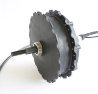 Mac upgrade electric brushless geared electric tricycle hub motor