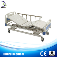 DR-G839-1 FDA/CE/ISO Marked Three Functions Hospital Folding Bed for Patient