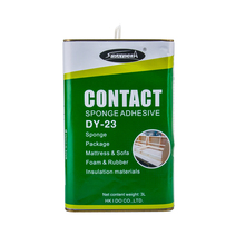 Sprayidea Rubber to Steel Adhesive Contact Glue for Silicone Rubber Strips