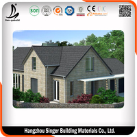 Low price raw material for corrugated roofing sheet, hot sale warehouse roofing material