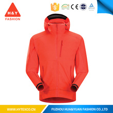 polyester spandex leader cotton soft shell jacket for mens women