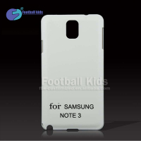 3d sublimation blank phone cover ,glossy/matte cell phone case for samsung note 3