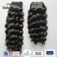 Chinese manufacturers brazilian loose deep wave hair weave