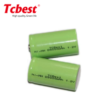 1.2v d rechargeable battery OEM Hot Sale Battery Ni-MH battery d/